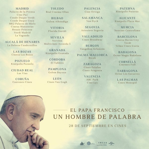 Image from iOS 600x600 - Un documental de la mano del Papa Francisco