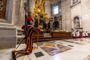20190506 Holy Mass at the altar of the Chair of St opt 6 300x200 - 20190506_Holy Mass at the altar of the Chair of St_opt-6