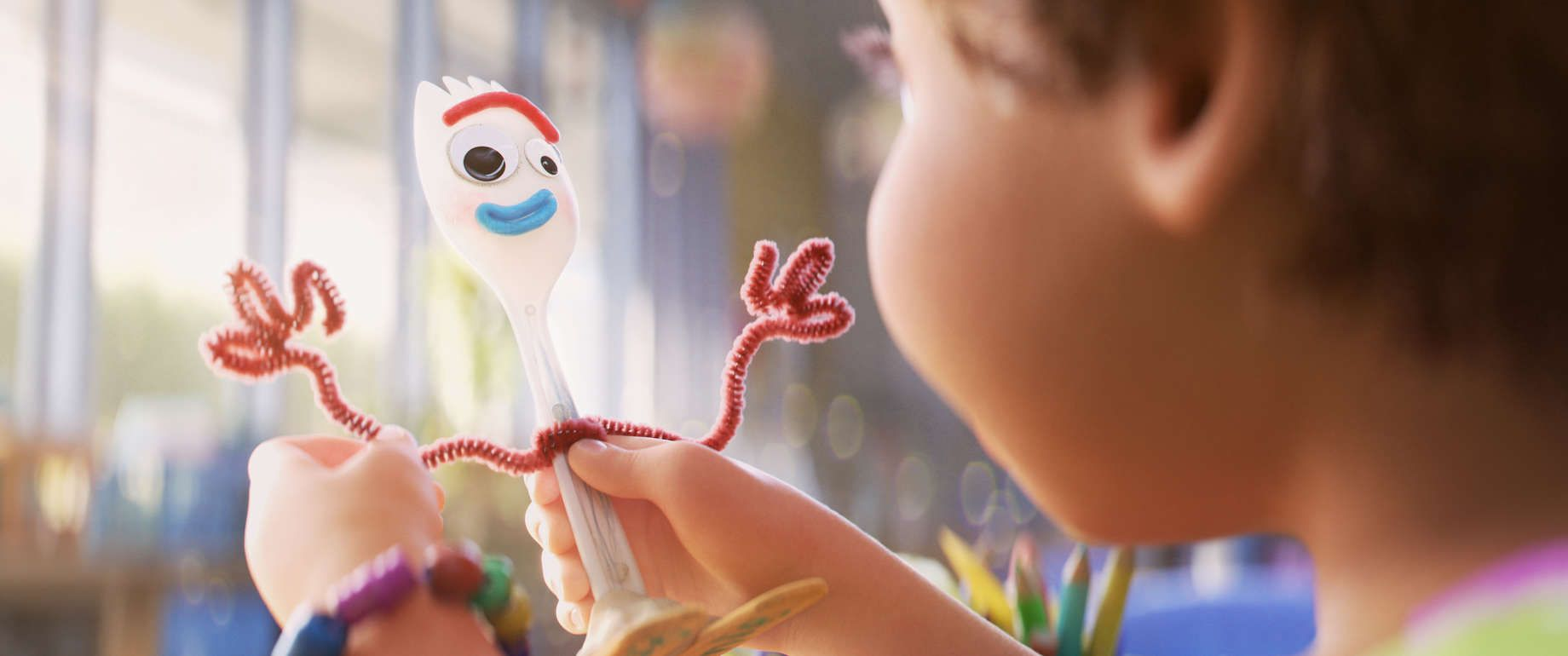 toy story 4 forky 1560937412 - Lo que podemos aprender con Toy Story 4