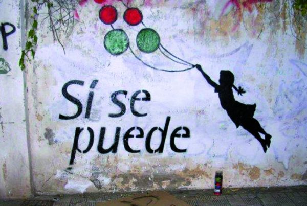 sí se puede e1540744882395 600x403 - Courage is worth it