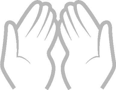 dua hands - Recursos para rezar