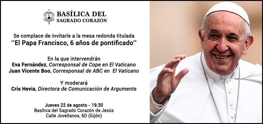 Eva y Boo - El Papa Francisco, 6 años de pontificado