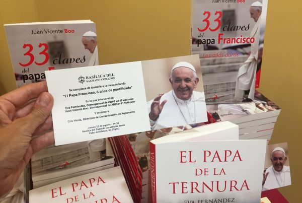 IMG 7195 600x403 - El Papa Francisco, 6 años de pontificado