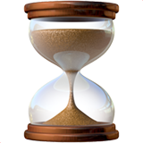 hourglass with flowing sand 23f3 - Inicio