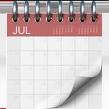 spiral calendar pad 1f5d3 - Inicio